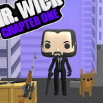 MR WICK (one bullet)