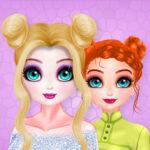 #StayHome Princess Make-up Classes