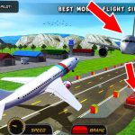 Airport Airplane Parking Recreation 3D
