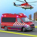 Ambulance Rescue Recreation Ambulance helicopter