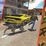 Indignant Goat Wild Animal Rampage Sport 2020