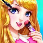 Anime Women Vogue Make-up