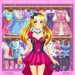 Anime Kawaii Robe Up