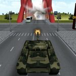 Army Tank Driving Simulation Sport