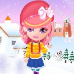Youngster Halen Winter Costume Up