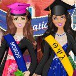 Barbie and Buddies Graduation