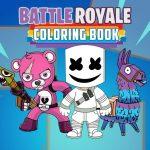 Battle Royale Coloring E-book