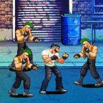 Beat Em Up Highway fight 2D