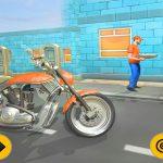 Enormous Pizza Provide Boy Simulator Sport
