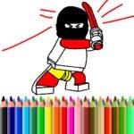 BTS Hero Coloring Information