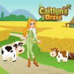 Caitlyn Gown Up Farm
