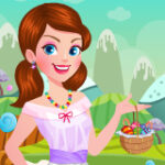 Candy Lady Dressup