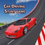 Automotive Driving Stunt Sport