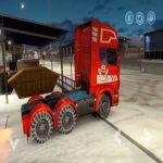 Metropolis & Offroad Cargo Truck Recreation