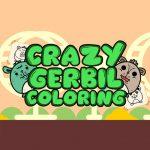 Loopy Gerbil Coloring