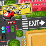 Cross Freeway Exit