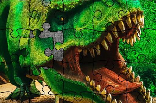 Image Dino Park Jigsaw