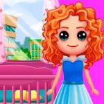 Doll Residence Video video games Design and Decoration