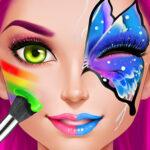 Face Paint Celebration! Women Salon