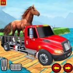 Farm Animal Transport Truck Recreation