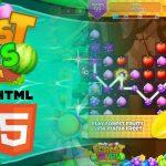 Fruit Hyperlink Splash Match 3 Mania