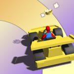 Gliding Automotive Race
