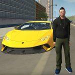 Grand Metropolis Vehicle Thief