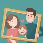 Fully happy Family Puzzle