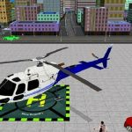 Helicopter Parking Simulator Sport 3D