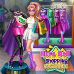 Hero Doll Procuring Costumes