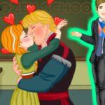 Ice Princess School Kiss