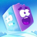 Icy Purple Head 3. Large Slide