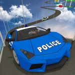 Unattainable Police Vehicle Monitor 3D 2020