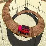 Inconceivable Tracks Prado Car Stunt Recreation