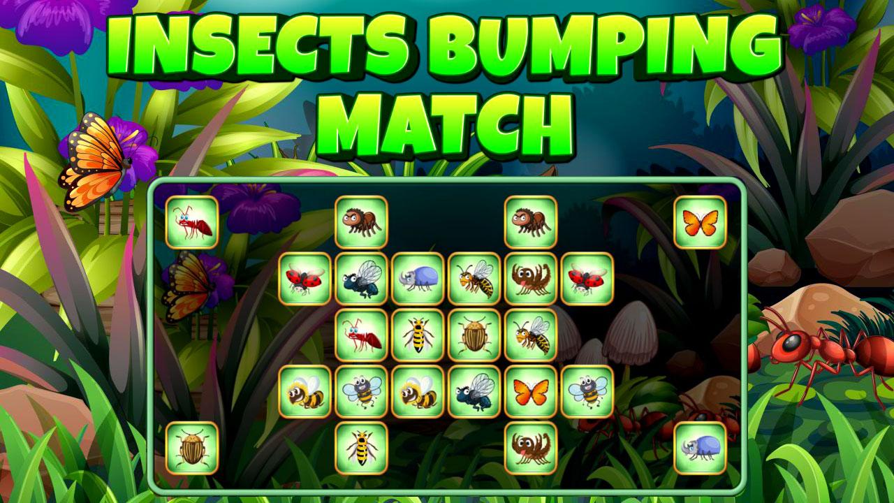 Image Bugs Bumping Match