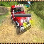 Jeep Stunt Driving Recreation
