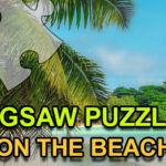 Jigsaw Puzzle On The Seaside