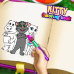 Kitty Coloring E e book