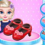 Little Princess Pattern Sneakers Design