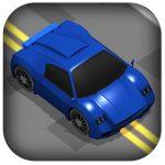 Lowpolly Car Racing Sport