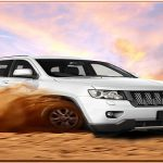 Luxurious Suv Offroad Prado Drive Sport