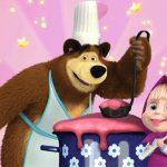 Masha And Bear Cooking Dash