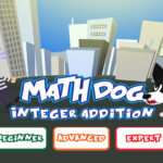 Math Canine Integer Addition