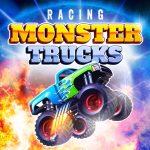 Mega Truck Race Monster Truck Racing Recreation