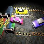Modern Vehicle Parking Recreation 3D