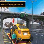 Fashionable Metropolis Taxi Service Simulator