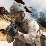 Fashionable Commando Combat