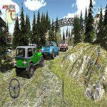 Off Freeway Mountain Jeep Drive 2020