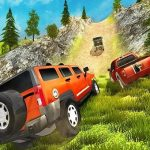 Offroad Jeep Driving Journey Recreation