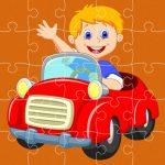 Pedal Automobiles Jigsaw